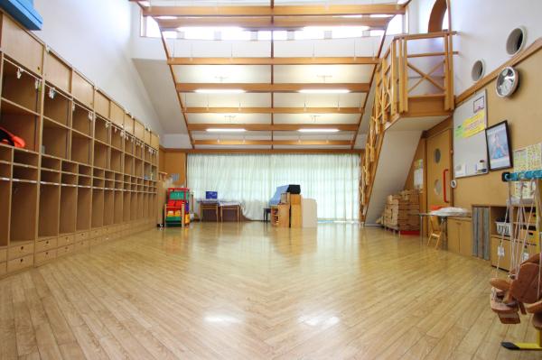 施設・安全対策 | 幼稚園について | 佛教大学附属幼稚園